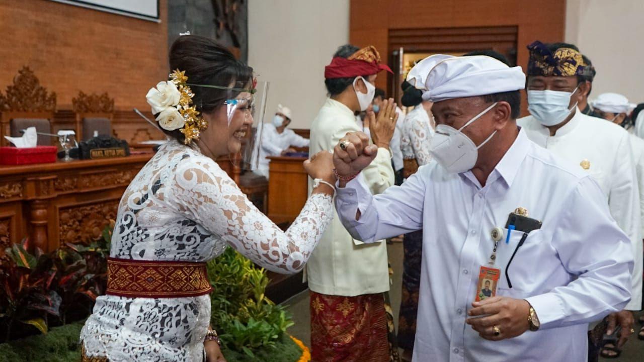DPRD Denpasar Dapat Tambahan Dua Srikandi