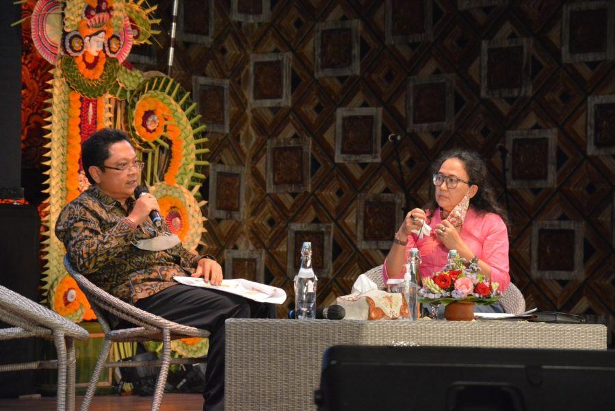 """Rai Mantra Jadi Pembicara """"Best Practice Kota Layak Anak""""  Antara Indonesia dan Iran"""
