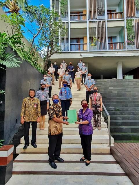The Haven Bali Seminyak Implementasikan CHSE 100%
