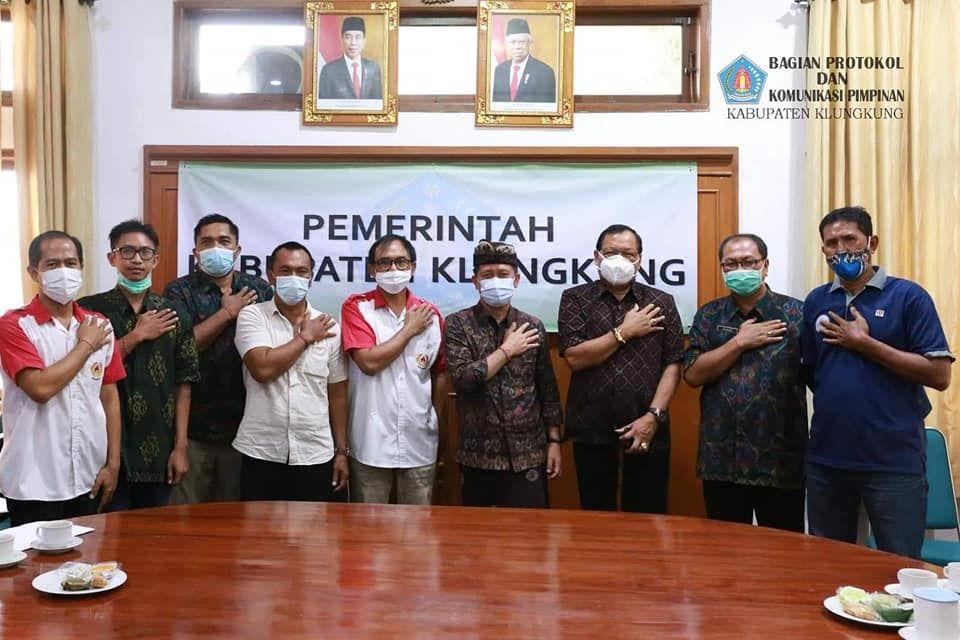 Nusa Penida Menuju Tuan Rumah Event Olah Raga