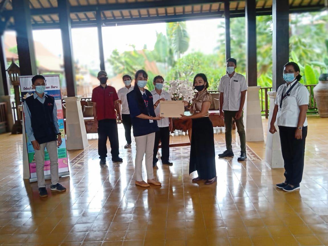 """""""Best Western Premier Agung Resort Ubud"""" Raih Sertifikat CHSE"""