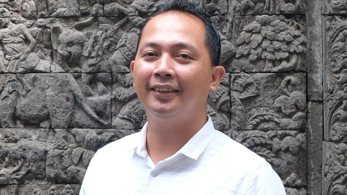 Putra Subali Starts His Career from Sales & Marketing Manager