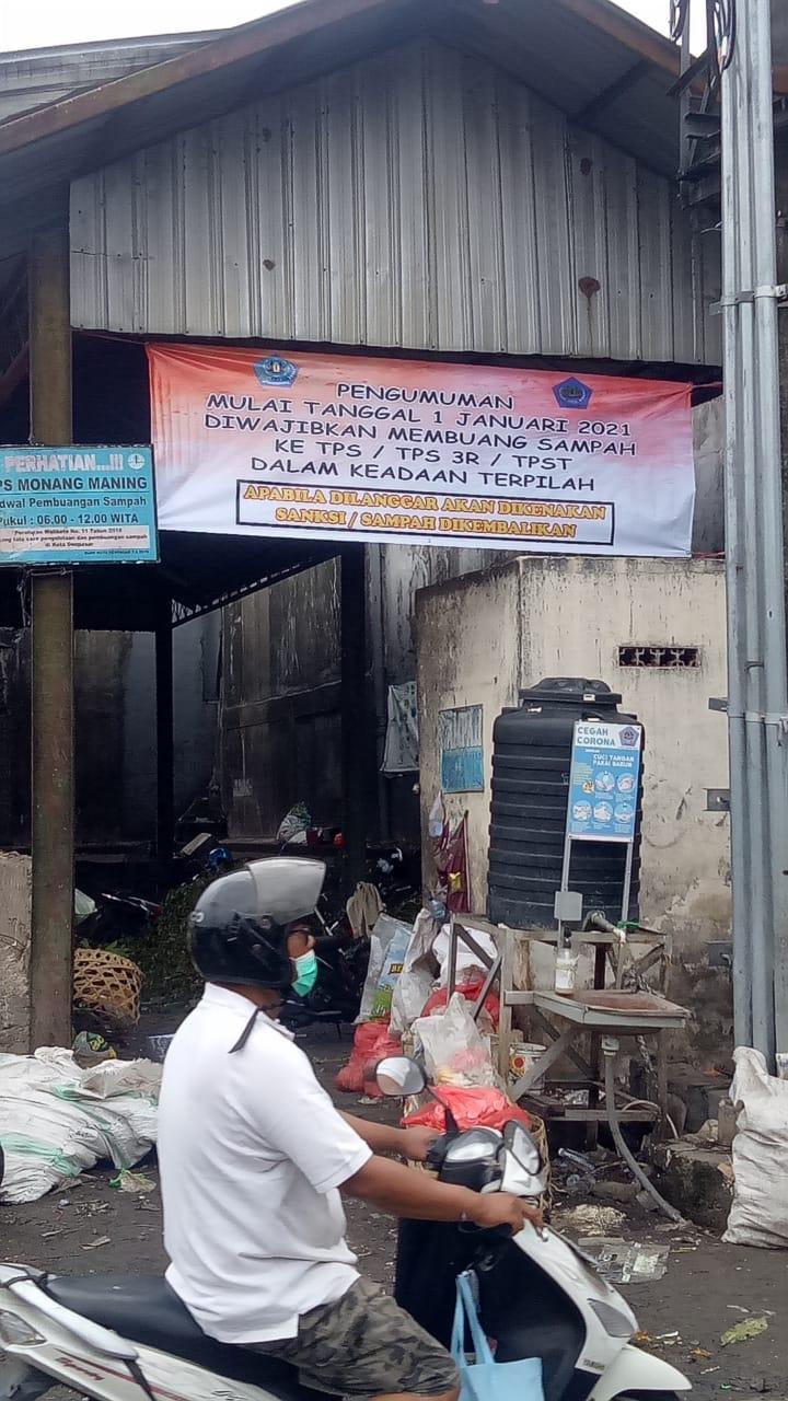 Pada 2021,  6 Desa di Denpasar Jadi Percontohan Pengolahan Sampah