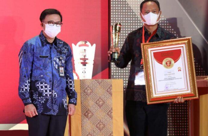 Ini Prestasi Denpasar di Tengah Pandemi