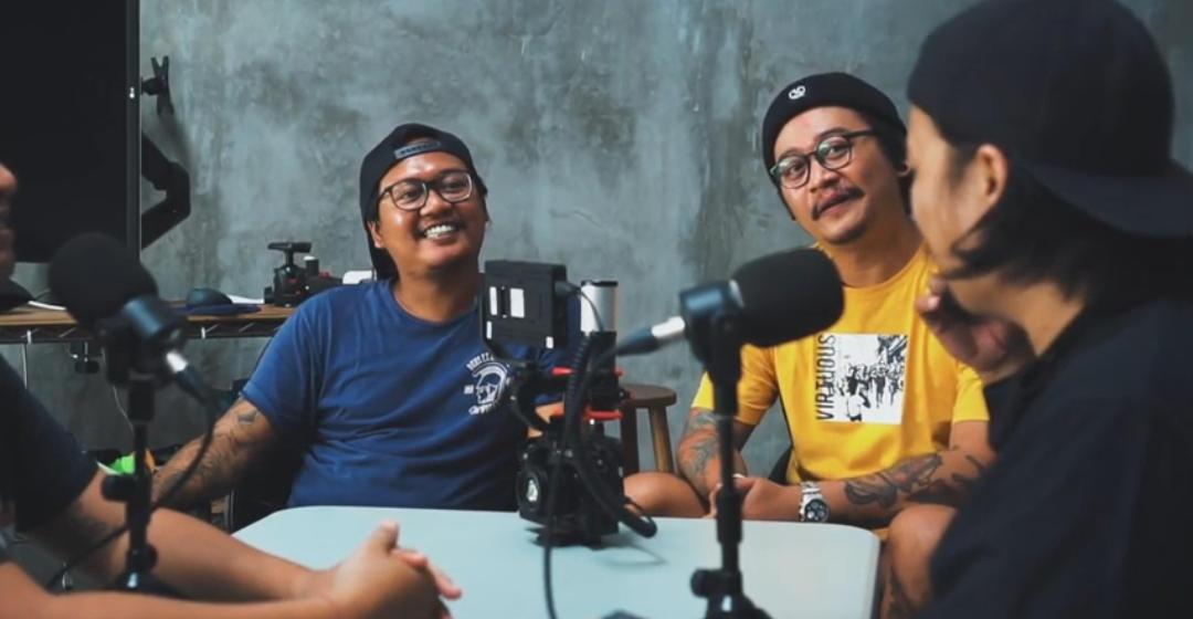"Episode ""Tertahan Corona"", di Parade Podcast Denfest Ke-13"