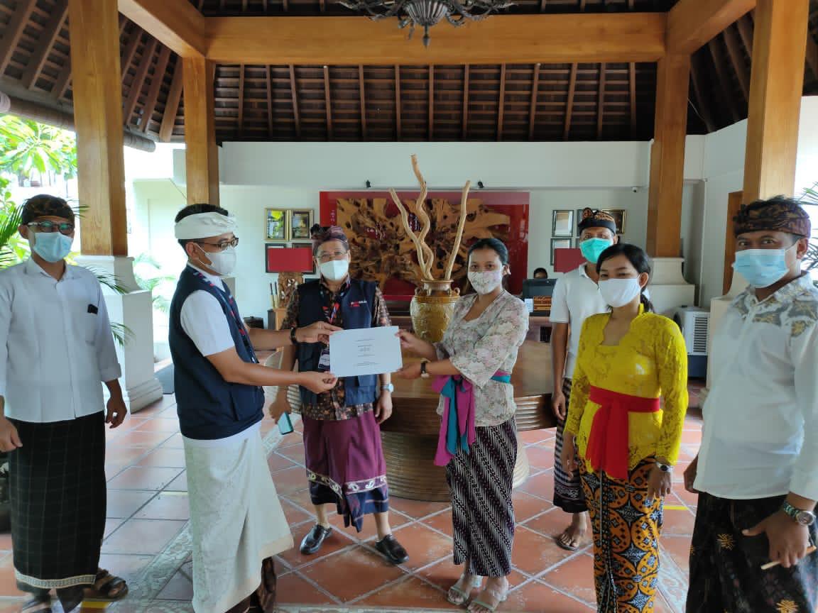 Villa Kayu Raja Raih Sertifikasi CHSE Dari Kemenparekraf