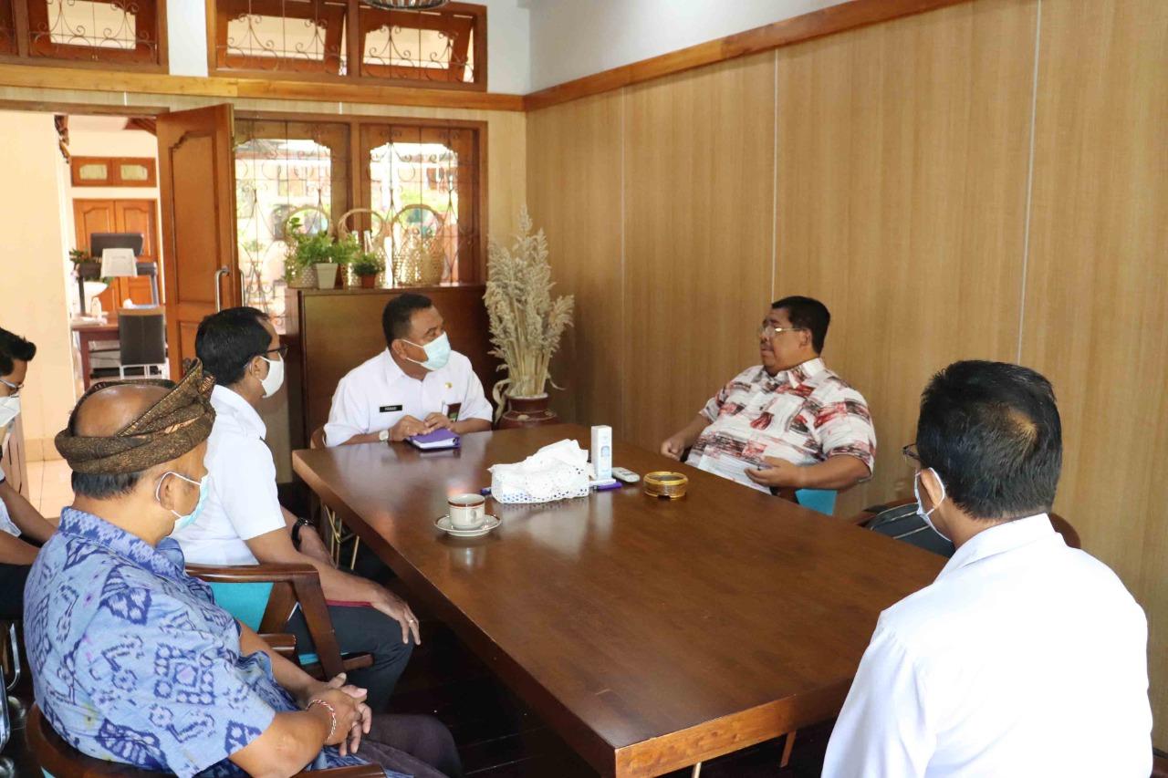 TPA Desa Pangkungparuk akan Dijadikan TPST