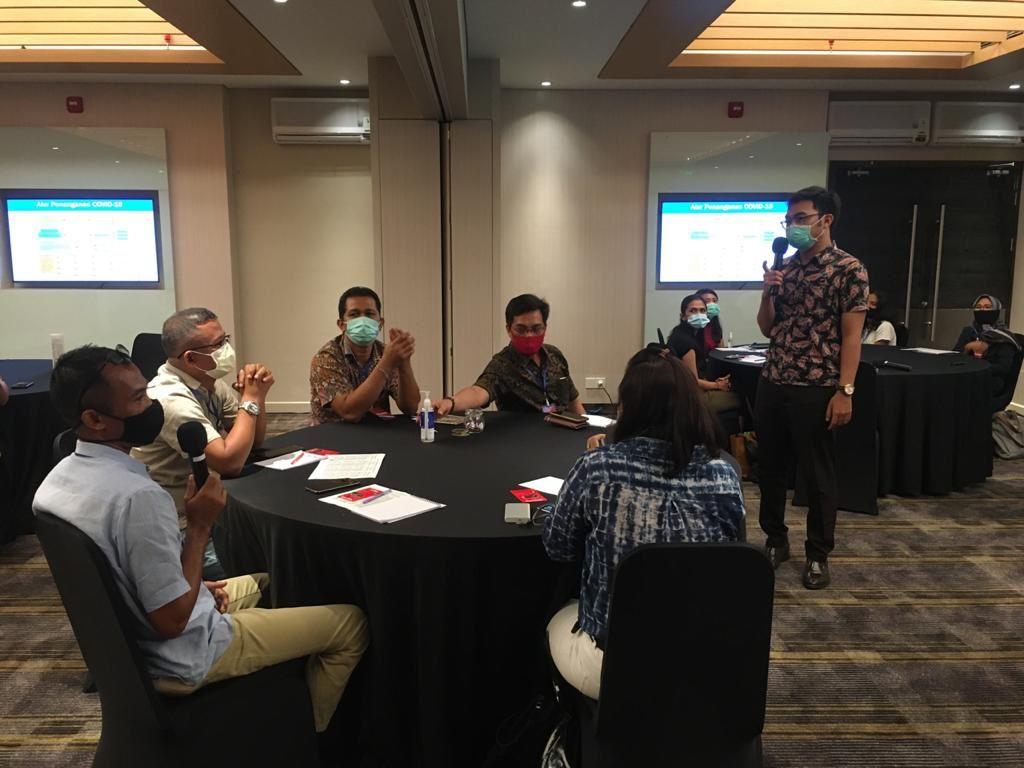 Pekerja Hotel dan Restoran Di Badung Belajar CHSE