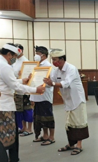 Buleleng Raih Penghargaan Kabupaten Peduli HAM Empat Kali Berturut-turut