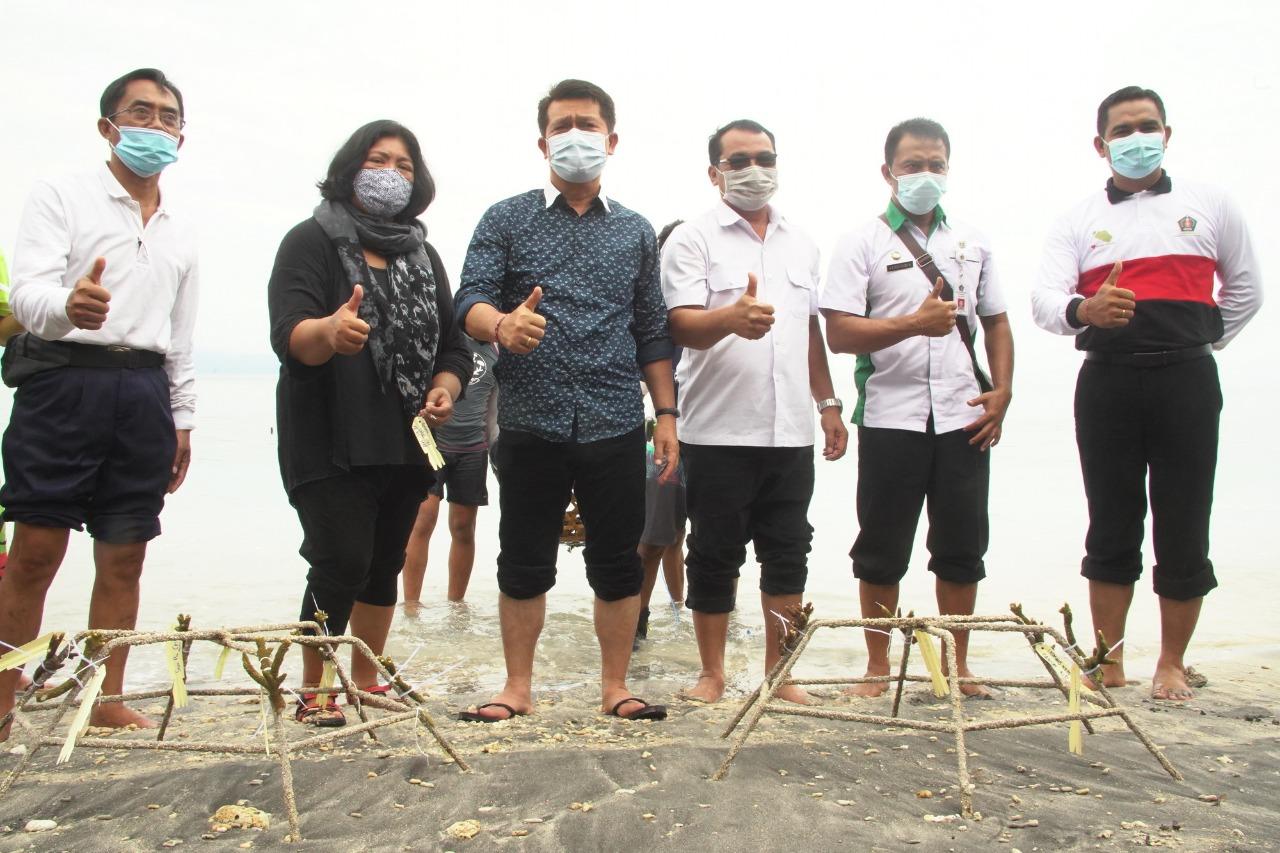 Lestarikan Alam Bawah Laut Nusa Penida