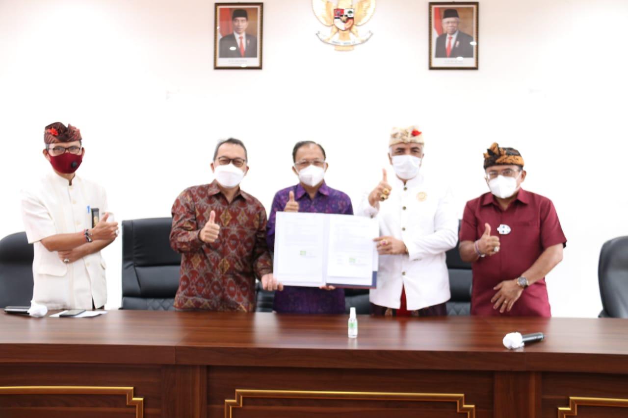 Bank Indonesia Bantu MDA Provinsi Bali