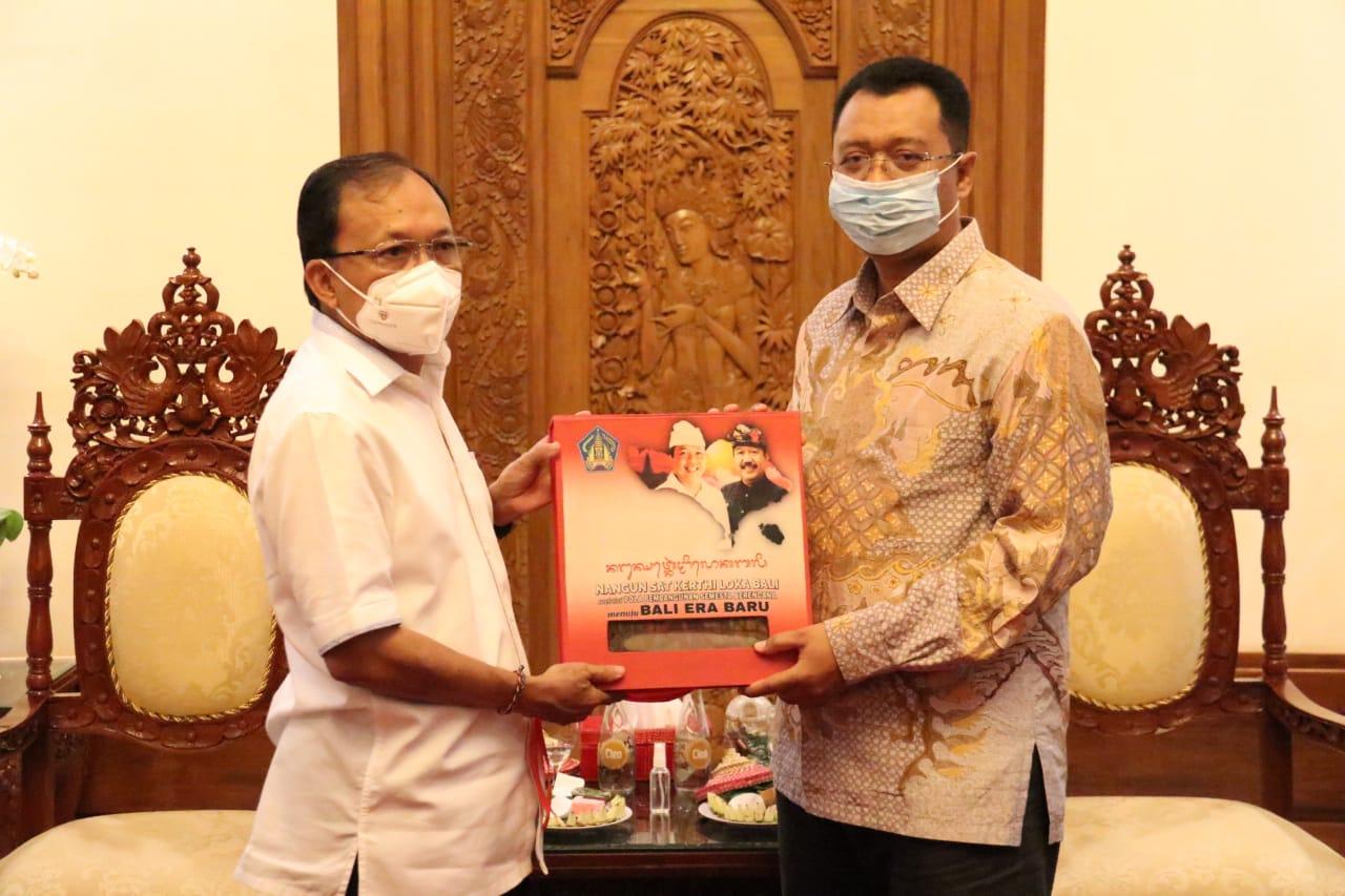 Bali Siap Bantu Kembangkan Potensi Pariwisata Bumi Gora