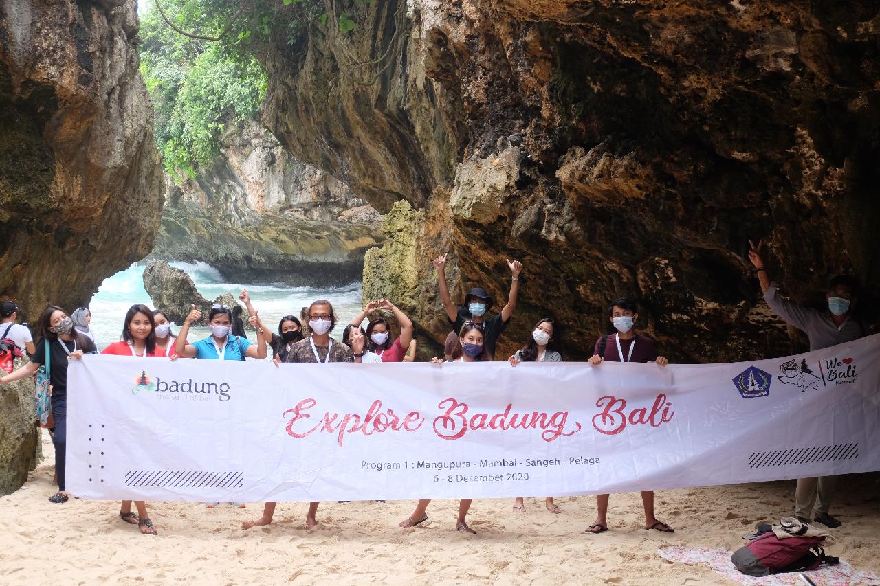 Explore Badung Trip 2: Mengunjungi Pura Sada, Tanjung Benoa dan Ungasan