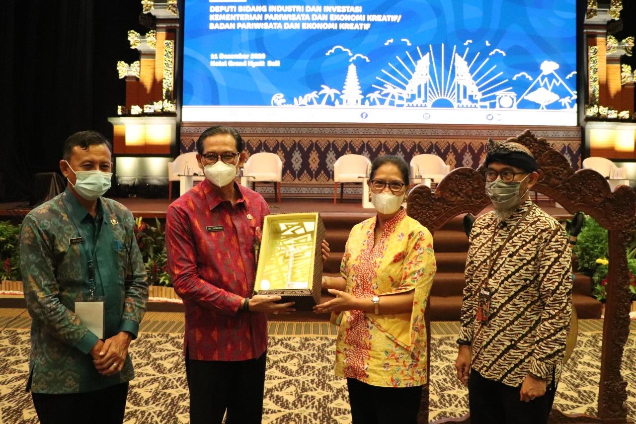 Rakor Monitoring Evaluasi Program Dana Hibah Pariwisata