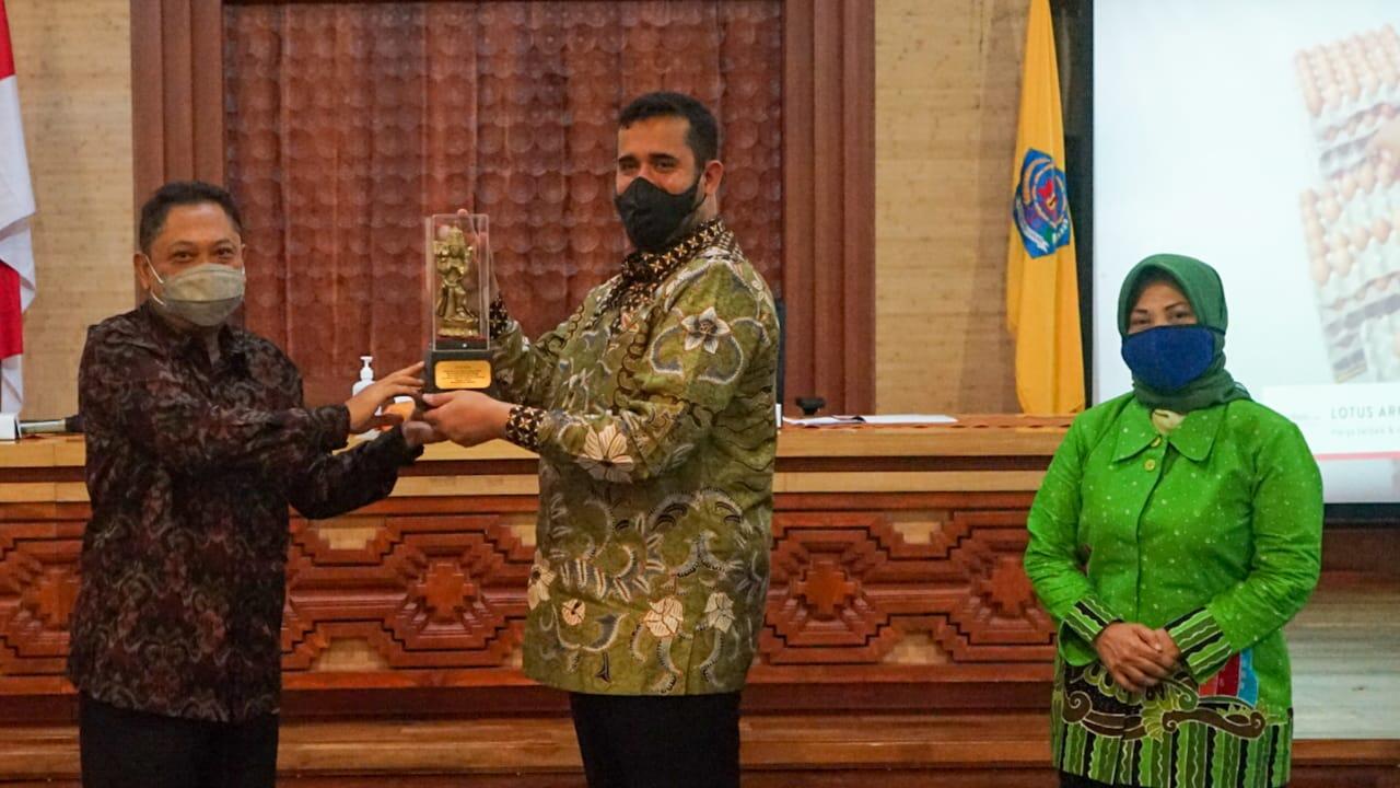 Probolinggo Berguru  Tata Kelola dan Inovasi Sektor Pariwisata Kota Denpasar