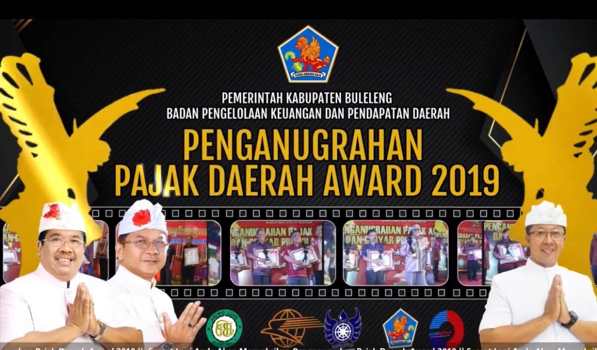 """""""Pajak Award"""" di Bumi Panji Sakti"""