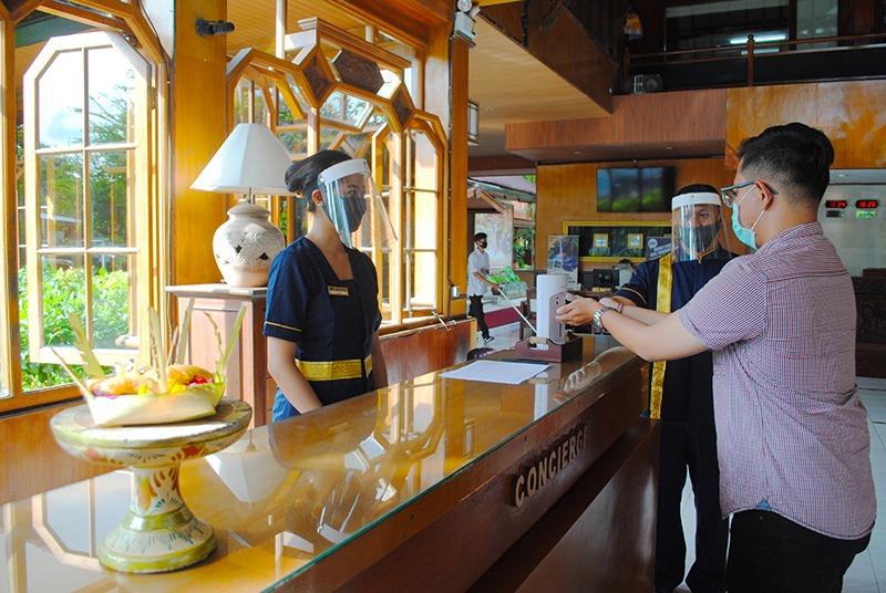 Grand Istana Rama Hotel Yakinkan Wisatawan Dengan Prokes Secara Ketat