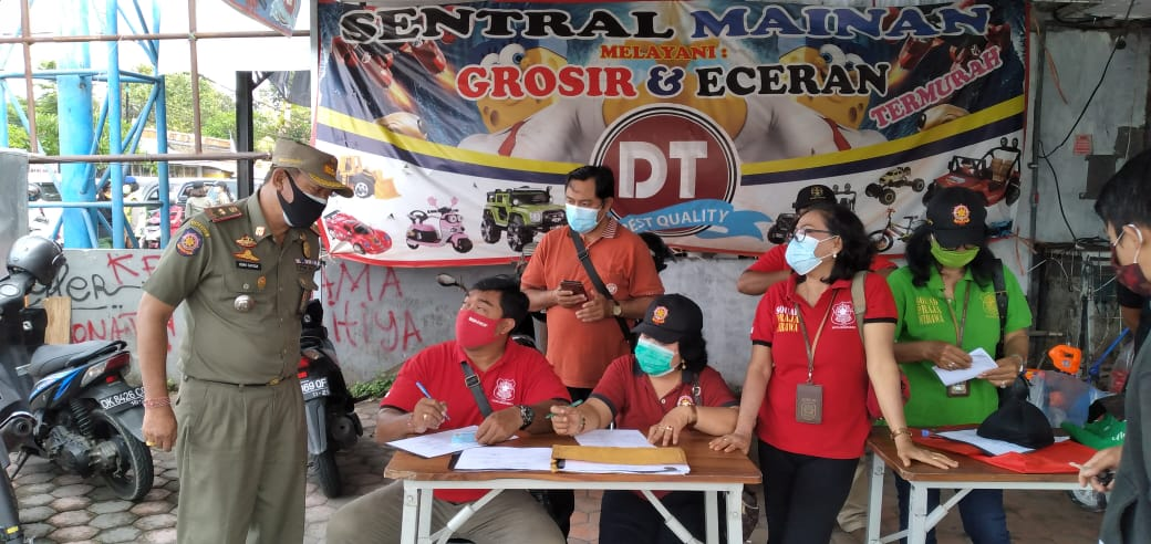 Operasi Prokes Jaring 29 Pelanggar
