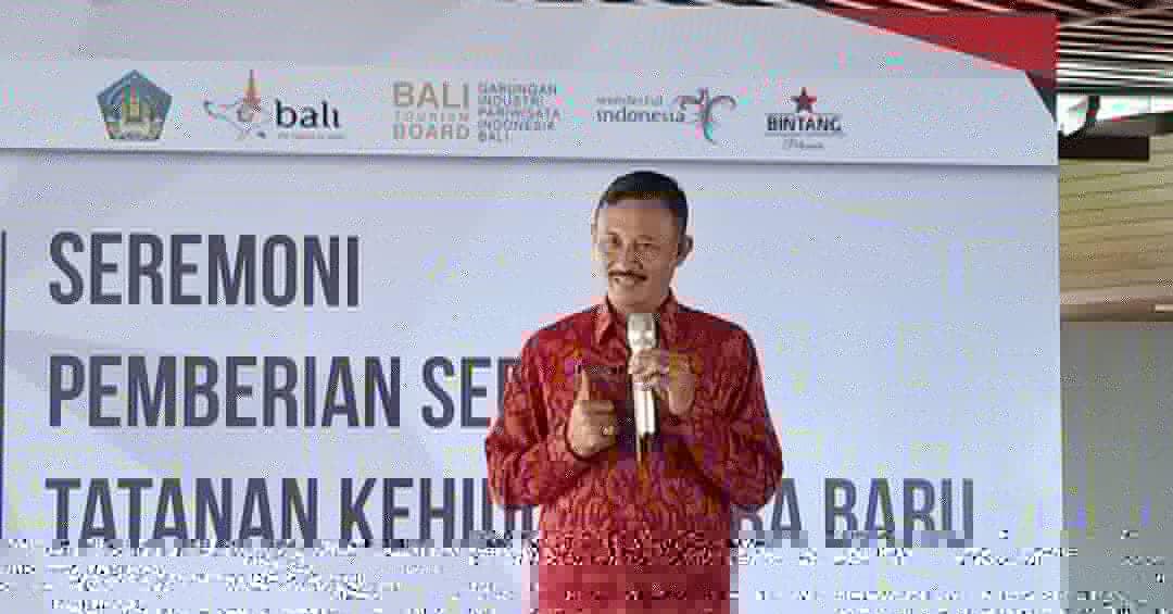 """Bali Raih Predikat """" Destinasi Wisata Dunia Terfavorit"""" di PVK Award 2020"""