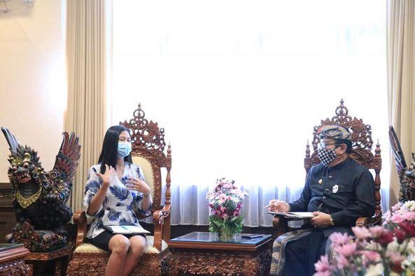 Yayasan Duta Hijau Bali  Diminta Ikut Bantu Kampanyekan Lingkungan