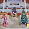 Joy of Christmas Celebration at Grand Inna Bali Beach