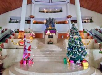 Joy of Christmas Celebration at Grand Inna Bali Beach