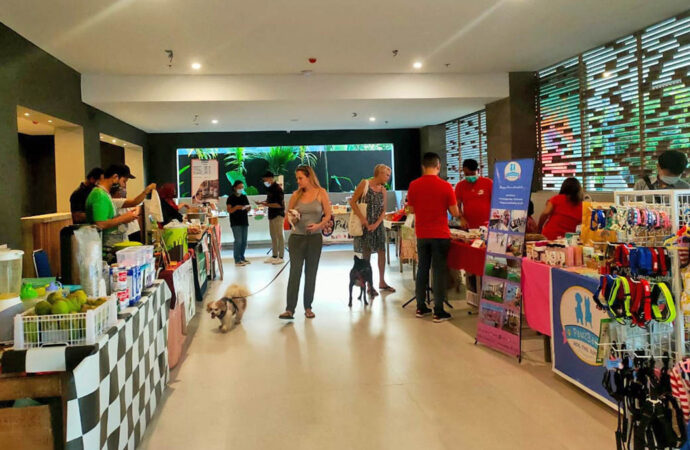 Citadines Berawa Beach Bali Successfully Holds Christmas Bazaar