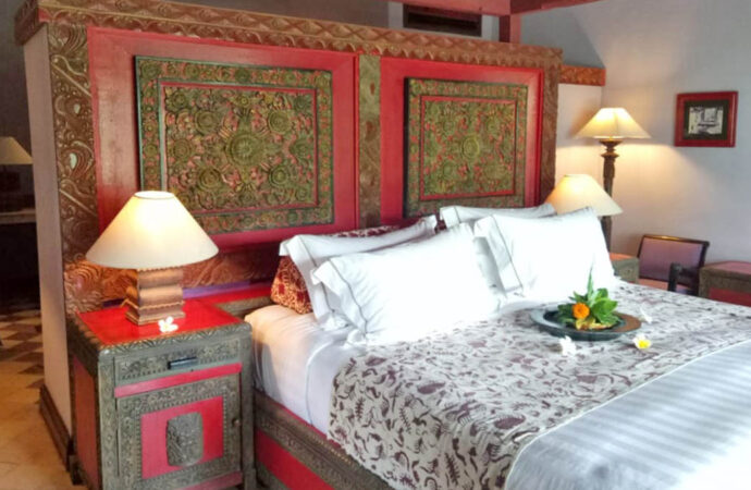Reviving Indonesian Art, Spirit and Romanticism at Hotel Tugu Bali