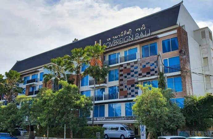 H Sovereign Hotel Bali Bidik Wisdom dan Lokal