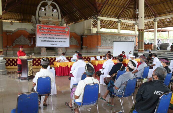 Pusat Kebudayaan Bali, Sebuah Mahakarya