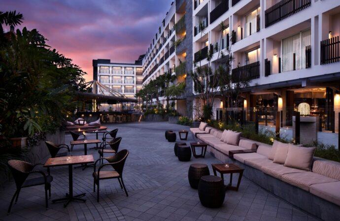 Fairfield by Marriott Bali Legian, Menginap Nyaman Bersama Keluarga dan Teman