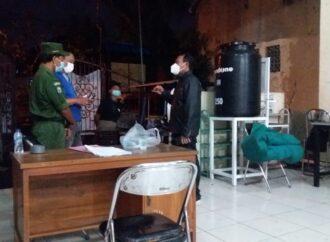 Satgas Covid-19 Desa Dauh Puri Kaja Giatkan Pantauan Wilayah