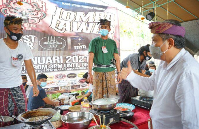 Ini Kuliner Bali yang Melegenda