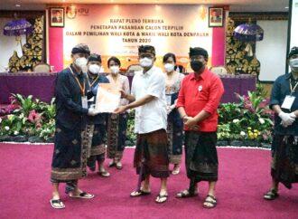 Menunggu Gebrakan Jaya Negara-Arya Wibawa di Denpasar