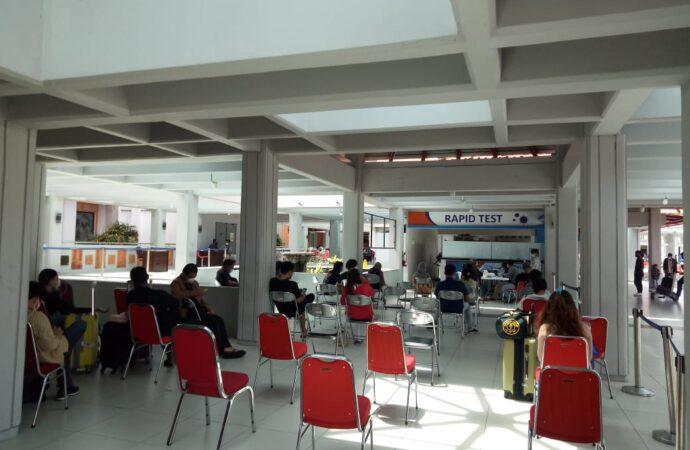 Jelang Pelaksanaan PPKM, Bandara Ngurah Rai  Perketat Pengawasan