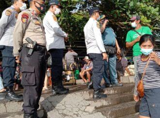 Dishub Denpasar Pantau Penerapan Prokes di Pelabuhan Sanur