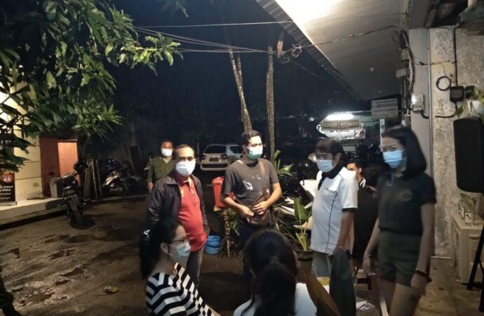 Dengan Pantau Wilayah, Desa Dangin Puri Kangin Kendalikan Covid-19