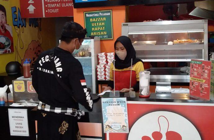 Sosialisasi Perpanjangan PPKM di Denpasar