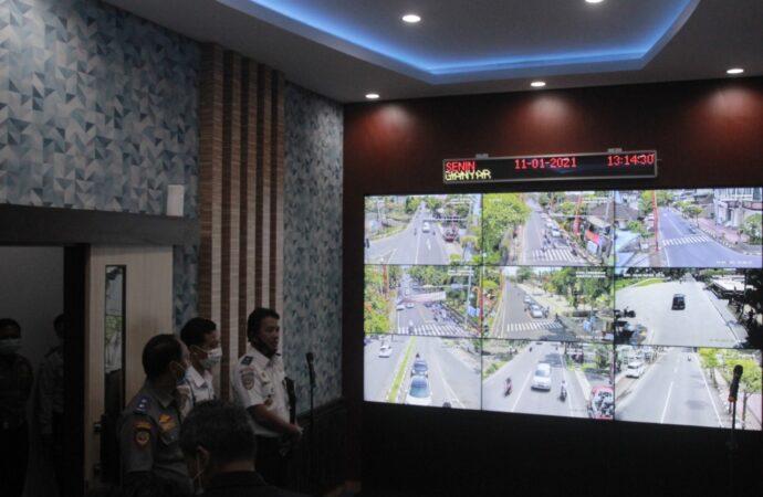 Lima Persimpangan di Gianyar Dipasang CCTV