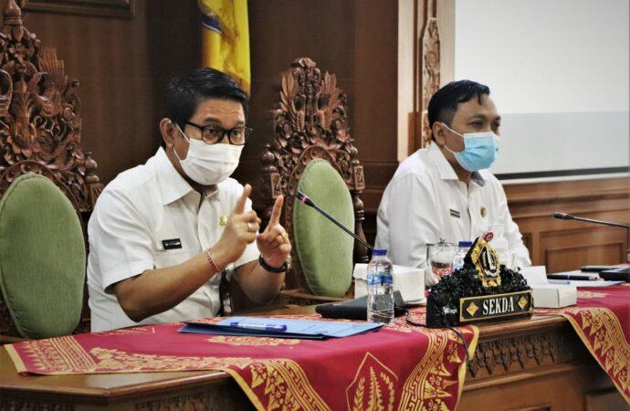 Badung Sukseskan Pilkades Serentak di Tengah PPKM