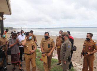 Pemkab Badung Siapkan Lahan Pembangunan Pura Pancung Segara di Pantai Oberoi