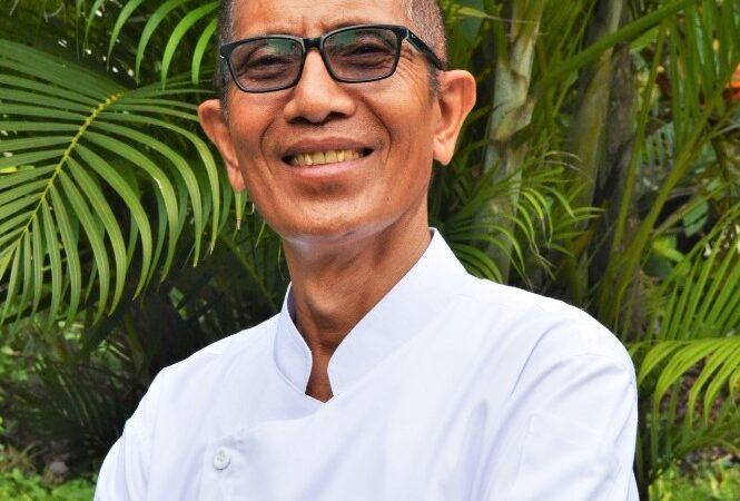 Menu Gaya Hidup Localism Dan Climatarian ala Chef Wayan