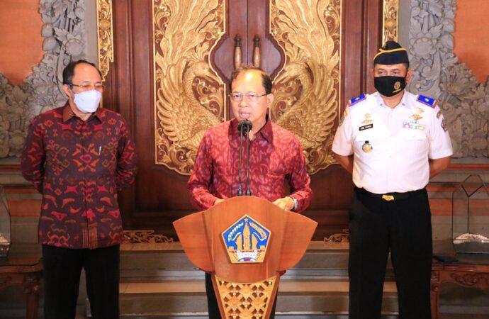 Bali Peringkat Tertinggi Penerapan Prokes di Indonesia