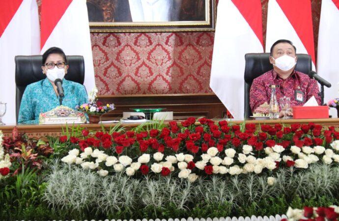 Putri Koster Mantapkan Program Kerja PKK 2021