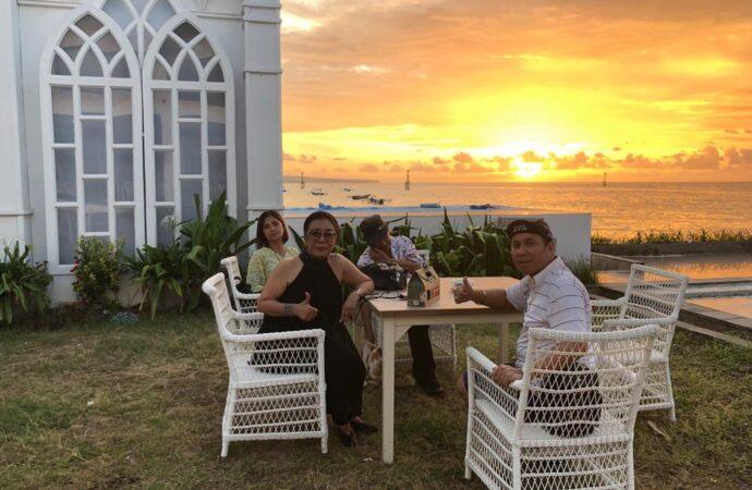Konderatu Beach Club, Tempat Nongkrong Asyik yang Kental Spirit Budaya