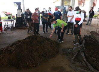 Begini Sampah Diolah  di TOSS Center