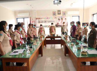 Di Buleleng, Pramuka Jadi Agen Perubahan Perilaku