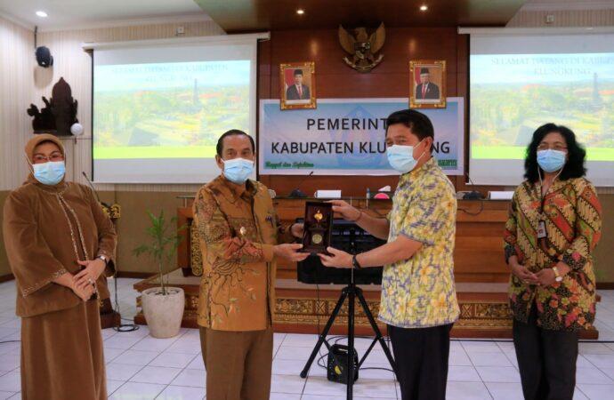 Kabupaten Sijunjung Pelajari Inovasi KRIS Klungkung