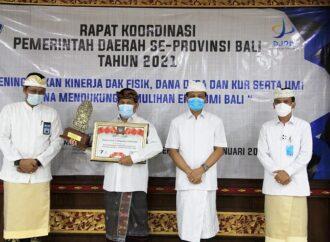 Diapresiasi, Pemberian Penghargaan Oleh DJPb
