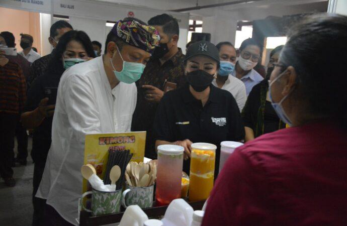 Selama 2020, Pengajuan Ijin UMKM di Denpasar Tembus Angka 2.713
